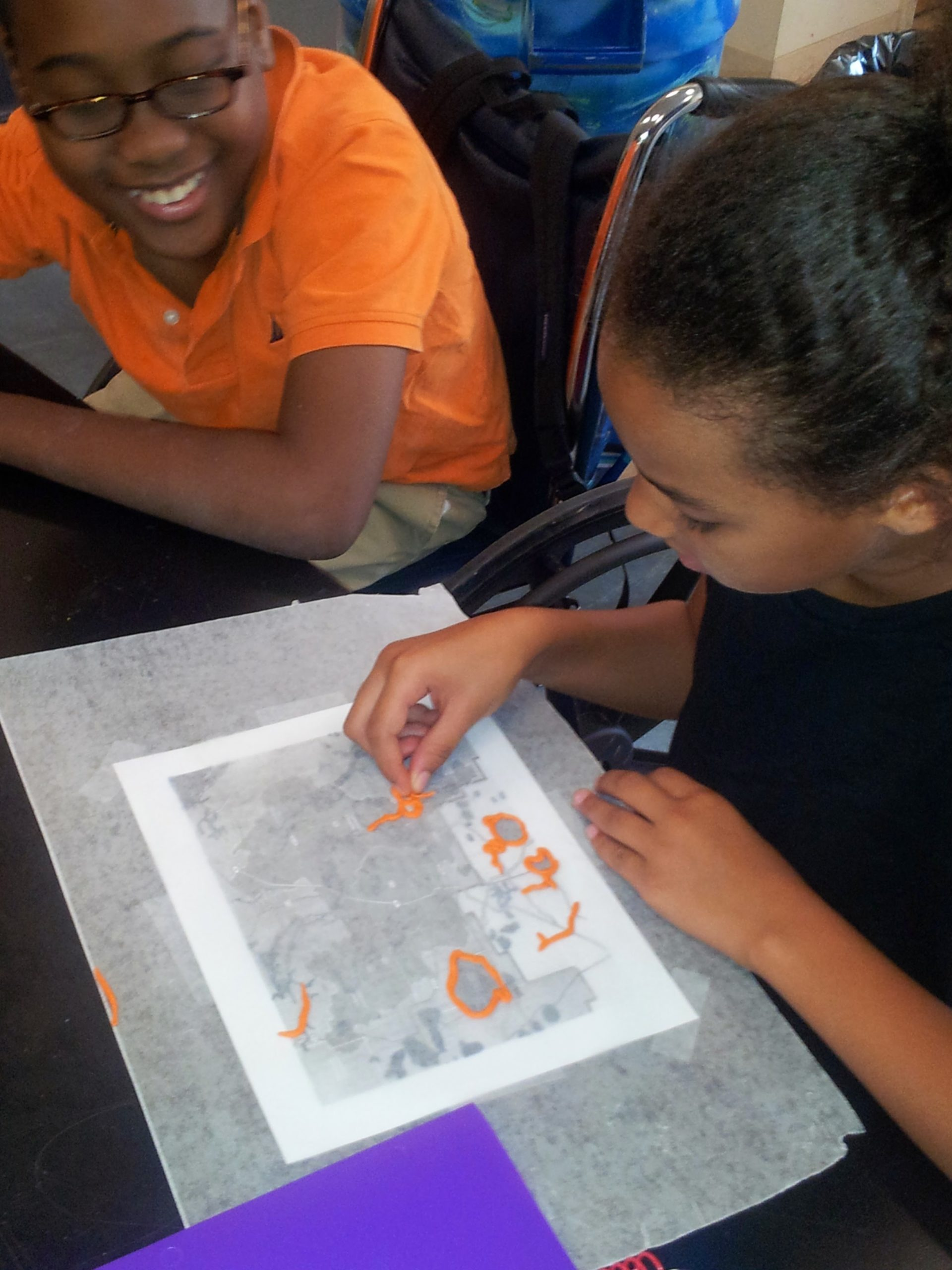 P.E.C. Excellence Without Excuse (E-WE) Lab. Year-round after school program.