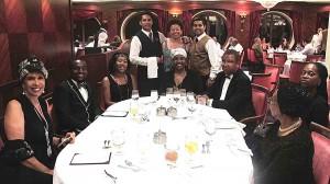 President Dinner Table